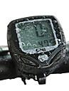 Sunding Engineering Plastic sans fil 15 Fonctions Etanche Computer velo 548C2 (Noir)