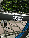 Duk Material Bicycle Chain Klistra MTB Road Bike Chain Klistra Frame Protector