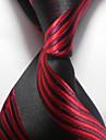 Elegant cravate de mătase clasic omului
