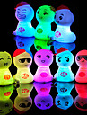 Novely Cartoon LED Table Lamp Light (couleur aléatoire)