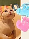Katt Hund Trimnings Borstar Blå Rosa