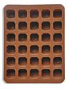 Materiale pentru torturi Ciocolatiu Silicon Ecologic