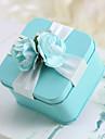 Creative Cubic Material Favor Holder cu Panglici Model Flori Cutii de Savoare Cutii și Sticle de Savoare Altele Accesorii de Nuntă