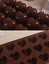 15 grids älskar hjärta mönster silikon kaka mögel bakewares kök& dining