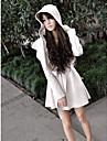 Femei Casual Coat Hoodie