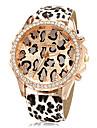pentru Doamne Ceas La Modă Quartz PU Bandă Leopard Multicolor Leopard