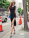Femei sexy Bodycon Slim Dress