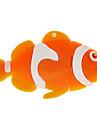8GB fisk formade USB flash-enhet
