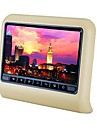 9\'\' Touch Screen Tetiere cu Portable Multimedia Player și HDMI Funcția de intrare