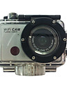 F21 Caméra d'action / Caméra sport 5MP 3264 x 2448 WiFi Imperméable CMOS 32 Go H.264 Anglais 50 M Universel