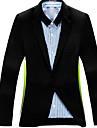 Bărbați New Sosire moda Slim Casual Blazer Jacheta