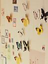 3d diy perete atickers viu fluture frigider magnet acasă decoratiuni apartament