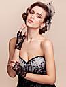 dantelă încheietura mâinii mănuși mănuși de mână clasic stil feminin