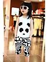 Fashion Girl stabilește Lovely Summer două bucăți Seturi Îmbrăcăminte Set
