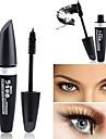 1 st Fiber Frans Mascara Magiska Natural False Lash Ögonfransar Makeup Cosmetics Black SV000409