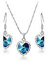 Crystal Heart - Inima de Ocean Set
