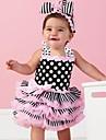 Copii Pink Sundress zburli Rochii pentru copii de moda