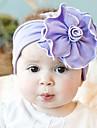 Pentru copii de par de decorare bumbac flori Elastic Headband