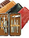 nagel konst Läder och metall Tillverkning / Specialverktyg / Cookie Tools Klassisk Dagligen Nail Art Design / Multiverktyg