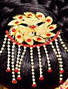 tijă tiaras păr pieptene flori cercei clasic feminin stil