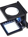 ZW-9005A Bärbar Folding 10X Tyg Kontroll Magnifier