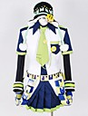 Inspired by Dramatical Murder Noiz Video Game Cosplay Costumes Cosplay Suits Patchwork Shirt Top Waist Accessory Costumes