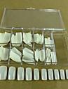 маникюр Полностью накладные ногти Абстракция Классика Высокое качество Повседневные