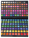 168 Colors Eyeshadow Palette / Powders Eye Party Makeup Makeup Cosmetic / Matte / Shimmer