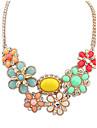 canlyn kvinnors blomma elegant halsband
