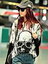 JOYCE®Women's Korean Personality Skull Bat Long Sleeve T-Shirt