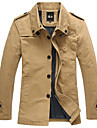 SMR Men's Fashion Stand Collar Jacket_2189A