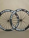 Rörformig-700C-Hjulset(,Full Karbon) - tillVäg