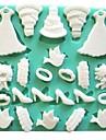 Moule de Cuisson Chocolat Petit gateau Gateau Silicone Economique A Faire Soi-Meme 3D