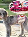 kult smilende ansikt moenster fysiologisk belte for kjaeledyr hunder (assorterte farger, stoerrelser)