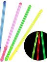 lumiere de couleur emettre une fluorescence baton (couleurs aleatoires)