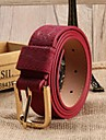 Pentru femei Vintage Birou Casual, Piele Aliaj - Curea Talie
