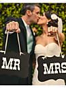 Petrecere Nuntă Hârtie Rigidă pentru Felicitări Material amestecat Decoratiuni nunta Temă Clasică Iarnă Primăvară Vară Toamnă Toate