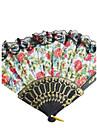 """Ventilatoare și umbrele de soare-# Piece / Set Temă Asiatică Negru 16 1/2""""x9""""x 3/4""""(42cmx23cmx1cm) 1""""x9""""x 3/4""""(2.4cmx23cmx1cm)"""