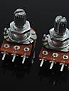 3-Pin B20K Volume Control Potentiometer for Guitar / Bass  (2 PCS)