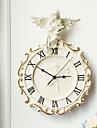 temă înger polyresin relief ceas de perete
