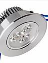 Plafonieră Lumini Panel Spot Încastrat 3 led-uri SMD 2835 Intensitate Luminoasă Reglabilă Alb Cald 500-550lm 3000-3500K AC 220-240V