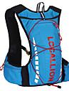 10 L Gympa Väska / Yogaväska Cykling Ryggsäck Backpacker-ryggsäckar Camping Fiske Klättring Simmning Fritid Sport Basket Fotboll Strand