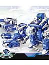 3-i-1 diy solar robot leksak pedagogiska Montagesats