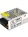 s-36-12 12v3a strömförsörjning adapter för LED-ljus och CCTV säkerhet kameran (110 ~ 220V)