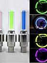 Cykellyktor hjul lampor Blinkande ventil LED - Cykelsport Vattentät 50 Lumen Batteri Cykling