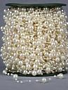 Altele Satin Metalic Material Grosgrain Organza Poliester Ștras Jute Panglici de nunta-1 Piece / Set Panglică ștrasuri Arc Cadou