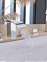 Badkarskran - Nutida Krom Badkar och dusch Keramisk Ventil
