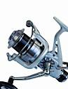 Fiskerullar Karp Fiske Rulle Snurrande hjul 5.2:1 Växlingsförhållande+11 Kullager utbytbar Sjöfiske Spinnfiske Jiggfiske Färskvatten