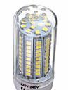 YWXLIGHT® 6W 500 lm E14 G9 GU10 E26/E27 B22 Becuri LED Corn T 102 led-uri SMD 2835 Decorativ Alb Cald Alb Rece AC 220-240V