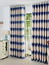 Canal pentru tijă Margine cu inele de trecere Margine găici Pliuri Triple Stil creion, cu pliuri Două Panouri Tratamentul fereastră